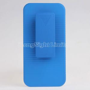 China Non-slip Double Layer Stand Plastic Case For iPhone 5C on sale