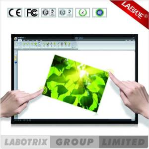 China Whiteboard interactivo portátil elegante inalámbrico 54 pulgadas para la clase on sale