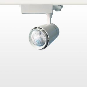 China White CREE Dimmable Led Track Lighting Fixtures 5 Years Warranty For School on sale