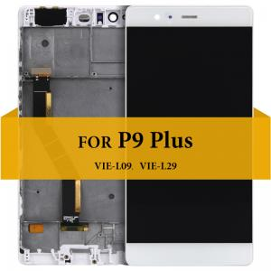 China wholesale For huawei P9 PLUS VIE-L09 VIE-L29 lcd display  lcd screen replacement assembly with good touch working on sale