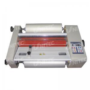 China 広いフォーマットの熱薄板になる機械、ラミネータ28Kg LW-360R/LW450Rを転がすロール on sale