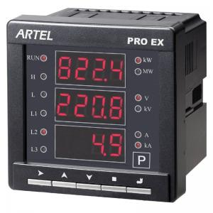 China Smart Combination Digital Panel Meters For Active , Reactive Power on sale