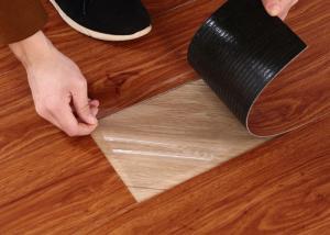 China DIY Self Adhesive PVC Floor Vinyl Tiles SAF-1920018 Molde 1.2-2 MM Thickness on sale