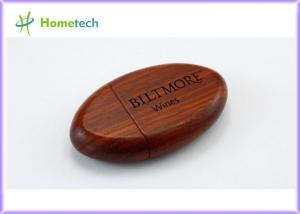 China Small Bamboo Wooden USB Flash Drive on sale