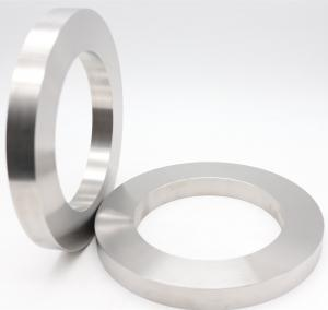 China Smooth Surface Titanium Metal Forged Rings BS JIS GB/T Hemical Engineering on sale