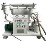 Single Stage Vacuum Transformer Oil Purifier