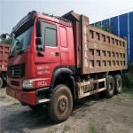Original condiiton/ howo dump truck Used Condition and null Drive Wheel Dump truck