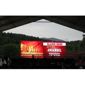 China Fromt maintenance P16 Outdoor SMD Led Display Screen on sale