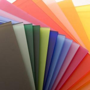 China COLOR PLASTIC BOARD A3 POLISHED SHEET 25MM CLEAR PERSPEX IRIDESCENT ACRYLIC SHEET on sale