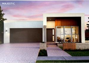 China Energy Saving Modern Prefabricated Bungalow Homes / Light Steel Structure Housing on sale