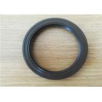 Auto Spare Parts Oil Lip Seal , FKM Brown Color Stand Oil Seal Rubber