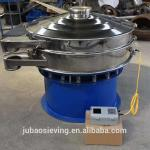 Large Capacity Alloy Metal Powder Separating Device Ultrasonic Round Vibrating Screen Supplier High Efficiency