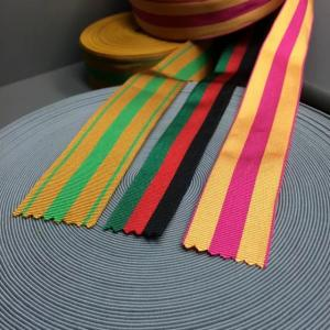 China knitted webbing band on sale