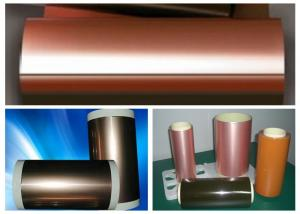 China Adhesiveless Copper Clad Circuit Board?, SLP Flexible Copper Clad Sheet For PCB on sale
