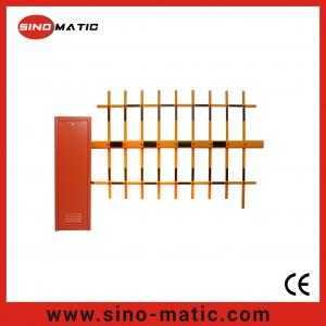 China LED light Automatic Gate Barrier for car parking lots & toll system on sale
