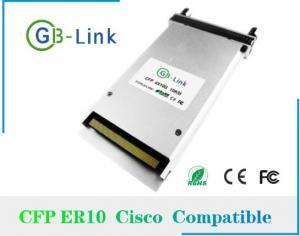 Quality Gigabit Ethernet 100G CFP Optical Transceiver Module Compliant to IEEE 802.3ba for sale