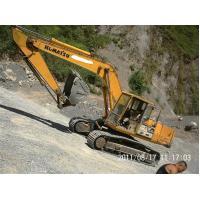 used komatsu pc200-5 EXCAVATOR USED japan dig second excavator