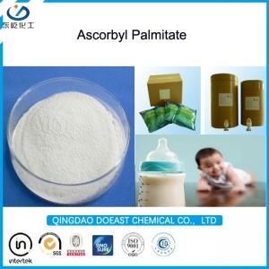 China White Crystalline Powder Ascorbyl Palmitate Food Additive EINECS 205-305-4 on sale