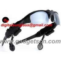 Bluetooth MP3 Sunglass MP3 Sunglasses