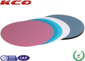 China Diamond Fiber Optic Polishing Film Grinding Lapping Fiber Optic Polishing Paper on sale