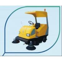 manual vacuum street sweeper