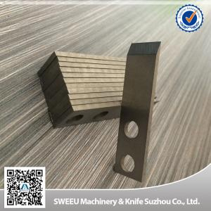 China PTI Extruder Industrial Cutting Blades For Pelletizing Machine Excellent Cutting on sale