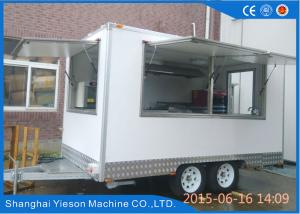 China food cart mobile food carts food trucks hot dog cart food van food trailer on sale