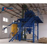 China Dry Mix Mortar Production Line , Wall Putty Mixer Capacity 8-30T/H CE Certified on sale