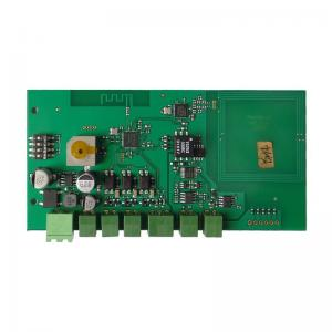 China Turn Key 10 Layers Flexible Printed Circuit Board Assembly on sale