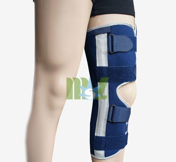 neoprene hinged knee brace