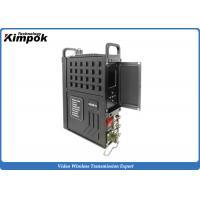 Digital Wireless Long Range Video Audio Transmitter NLOS Fast Moving Transmission AES 128 / 256 bits