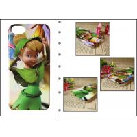 Cartoon iPhone 5s Cell Phone Cases OEM Apple iPhone Cover IMD / IML Printing