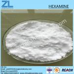 99% Hexamethylenetetramine with cas 100-97-0 can be used Fuel solid 25KG packing China man