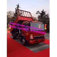 China L'équipement lourd troque les camions lourds de cargaison avec le moteur 4102QBZ on sale