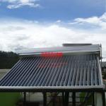 300L Stainless Steel Solar Water Heater 200L Non Pressure Solar Geyser 304 Vacuum Tube Solar Heaing System