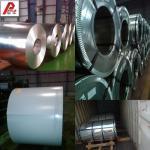China Cold rolled PPGI Prepainted Galvanized Steel Coil /  aluzinc steel coil SGCC , DX51D+Z wholesale