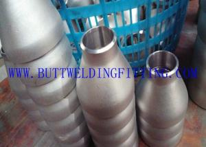China ASTM/ASME A860 Stainless Steel Reducer / Eccentric Concentric Reducer on sale
