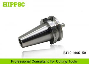 Quality MAS BT40 Threading Tool Holder 3μm Runout Two Sides Contacting for sale