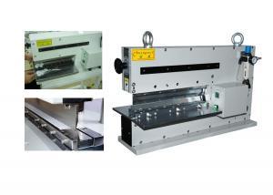 China Pneumatic V-Cut Machine / Aluminum PCB Depanelizer , CWVC-2L on sale