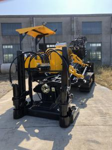 China 350KN Directional Drilling Machine , Large Torsion Hdd Drilling Equipment on sale
