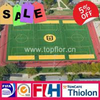 China Artificial Football Grass/Soccer Artificial Turf on sale