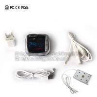 CE Approval Wrist Watch Laser Therapy Equipment 18 Holes 650nm For Hypertension