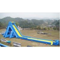 Commercial 164ft Long Giant Huge Inflatable Slide, Hippo Slide for adult, Gaint Inflatable Slide Water Beach slide-154