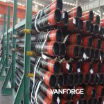 API seamless OCTG P110 oil well casing tubing for sour service