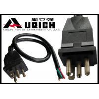 4 Pin XM10 Sun System Lamp UL Power Cord , Household Electronics Power Cord