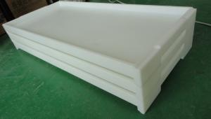 China plastic starch tray on sale