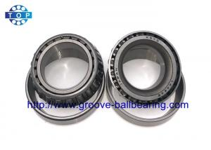 China Heavy Truck Spare Imperial Taper Roller Bearings With Dimensional Stability on sale