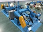 Fuchuan のスカイ ブルー単一ワイヤー Dia 6-25mm のための電気ワイヤー押出機機械