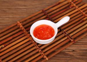 China Thai Style Sweet Chilli Dipping Sauce / Garlic Thai Chili Paste In 10g Sachet Bag on sale