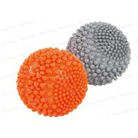 China Handheld Gym Double Fitness Massage Ball / Crossfit Deep Tissue Massage Ball on sale